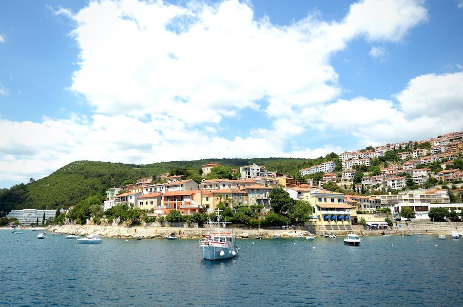 Rabac Town Croatia - off-the-beaten-path