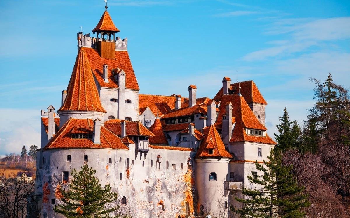Bran Castle Romania, Dracula Castle