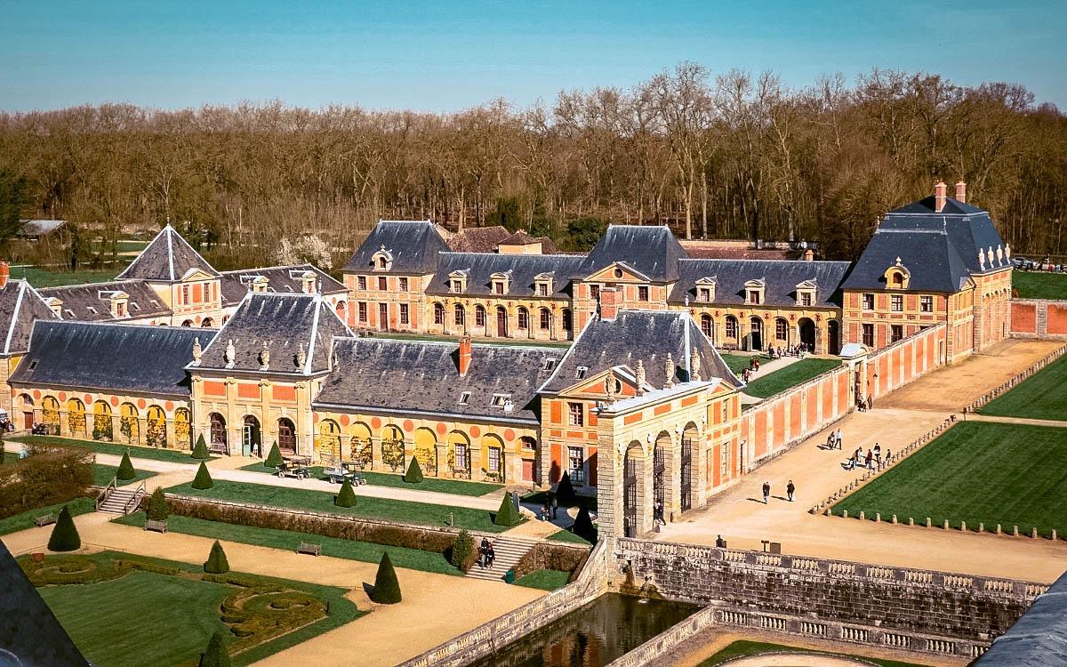 Chateau de Vaux le Vicomte, France - the most beautiful castles in Europe, fairytale castles in Europe, top castles in Europe, must-visit castles in Europe. unique castles in Europe