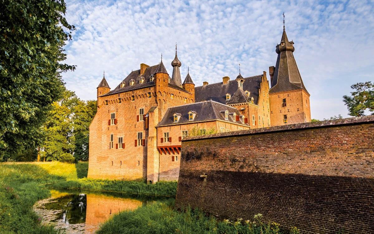 Doorwert Castle, the Netherlands