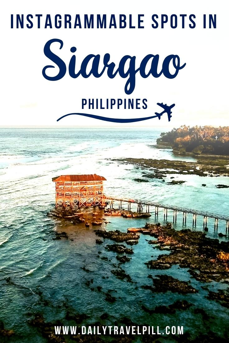 Siargao photography places