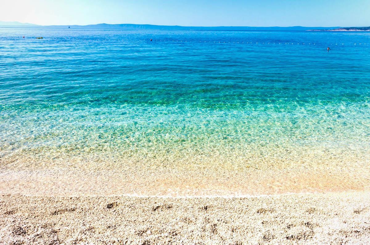 Jadrija Beach Sibenik - best beaches in croatia, top beaches in croatia, most beautiful beaches in croatia, hidden beaches in croatia