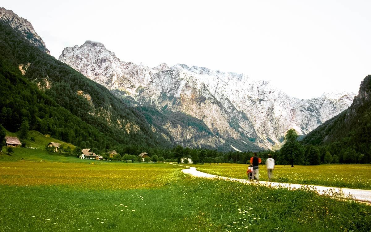 Logarska Valley - hidden gems in Slovenia, off the beaten path, Slovenia off the beaten track, Slovenia secret places, Slovenia unique destinations, less known places in Slovenia