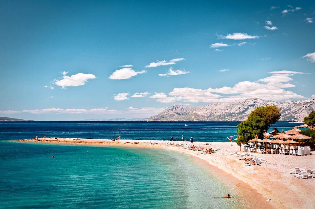 Makarka Beach Croatia - best beaches in croatia, top beaches in croatia, most beautiful beaches in croatia, hidden beaches in croatia