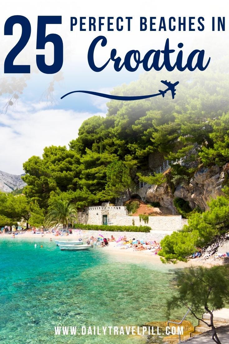Best beaches in Croatia, Top beaches in croatia, unique beaches in croatia, most beautiful beaches in croatia, hidden beaches in croatia, hidden beaches in croatia