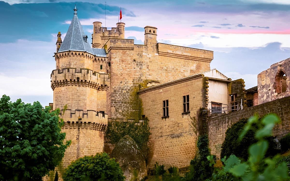 Olite Castle Spain
