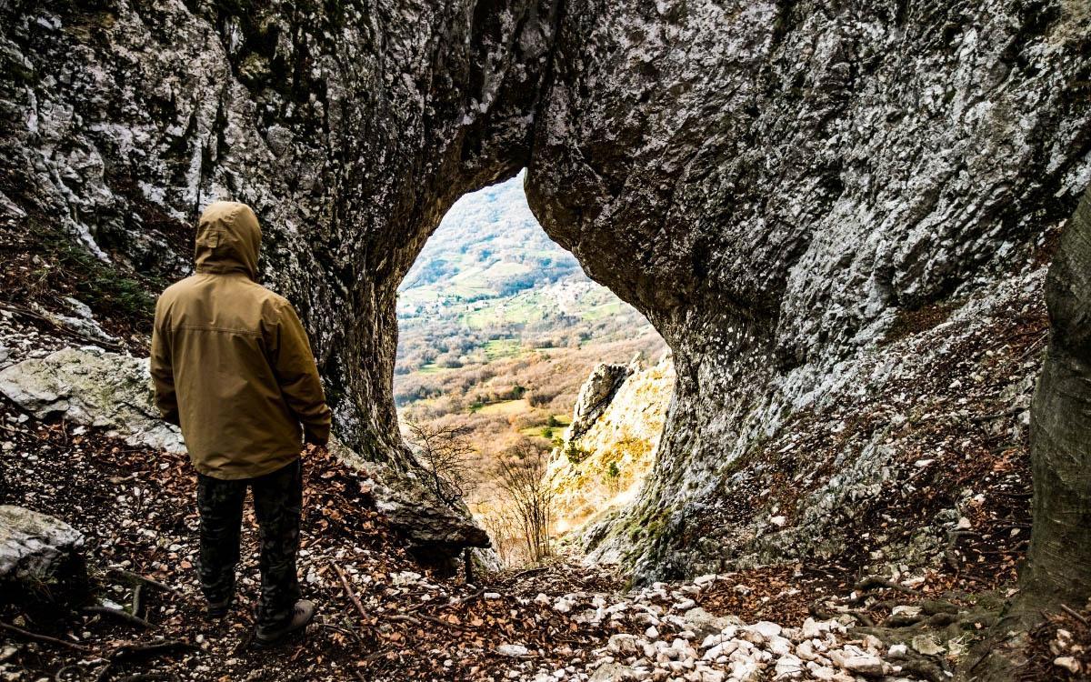 Otlica Window - hidden gems in Slovenia, off the beaten path, Slovenia off the beaten track, Slovenia secret places, Slovenia unique destinations, less known places in Slovenia