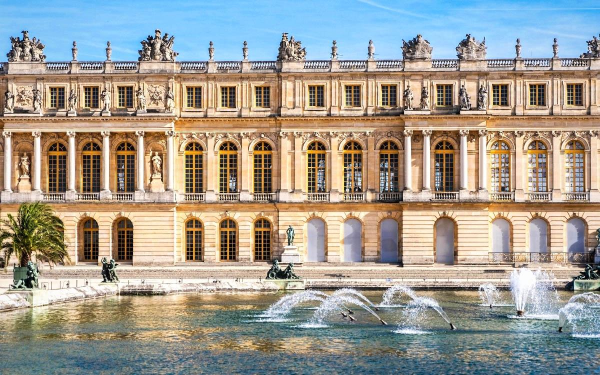 Palace of Versailles, France - the most beautiful castles in Europe, fairytale castles in Europe, top castles in Europe, must-visit castles in Europe. unique castles in Europe