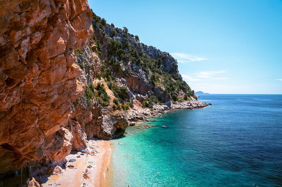 Pasjaka Beach - best beaches in croatia, top beaches in croatia, most beautiful beaches in croatia, hidden beaches in croatia