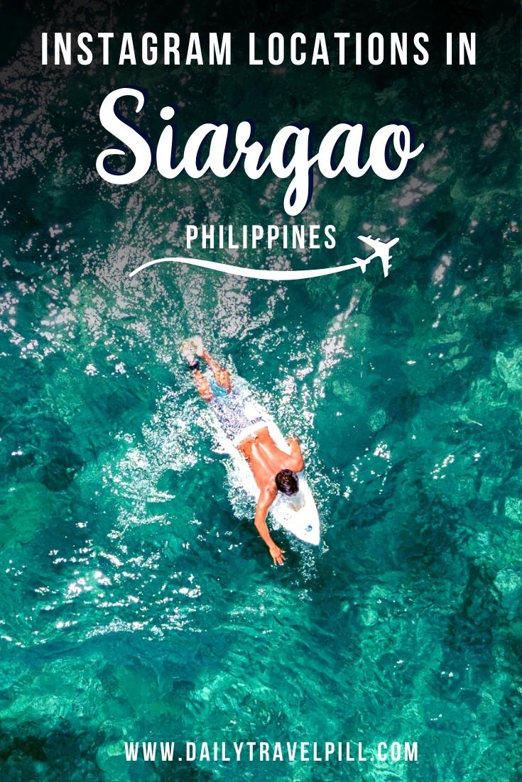 Siargao top photography places