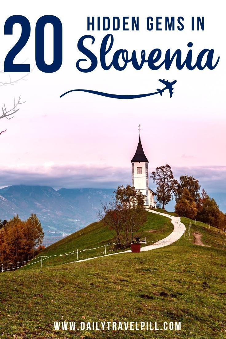 hidden gems in Slovenia, off the beaten path, Slovenia off the beaten track, Slovenia secret places, Slovenia unique destinations, less known places in Slovenia