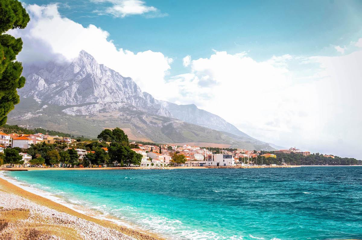 Vela Plaza Beach Baska - best beaches in croatia, top beaches in croatia, most beautiful beaches in croatia, hidden beaches in croatia