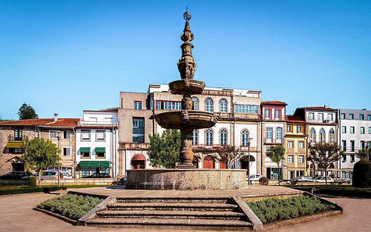 Braga city Portugal