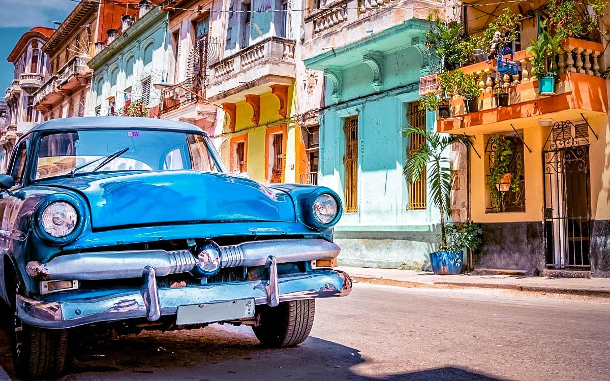 Havana Cuba - most colorful destinations in the world, vibrant cities, colorful cities, colorful earth, vibrant places around the world