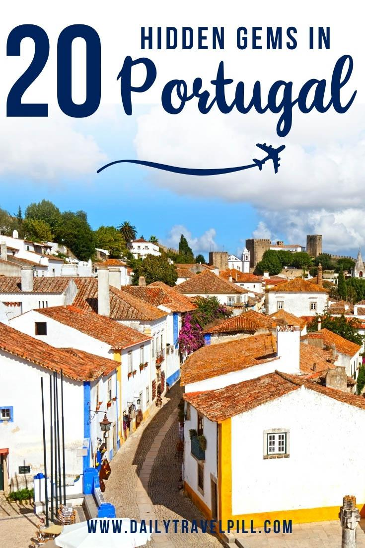 Portugal secret places, portugal off the beaten path, portugal unknown destinations, hidden gems portugal, offbeat places portgual,