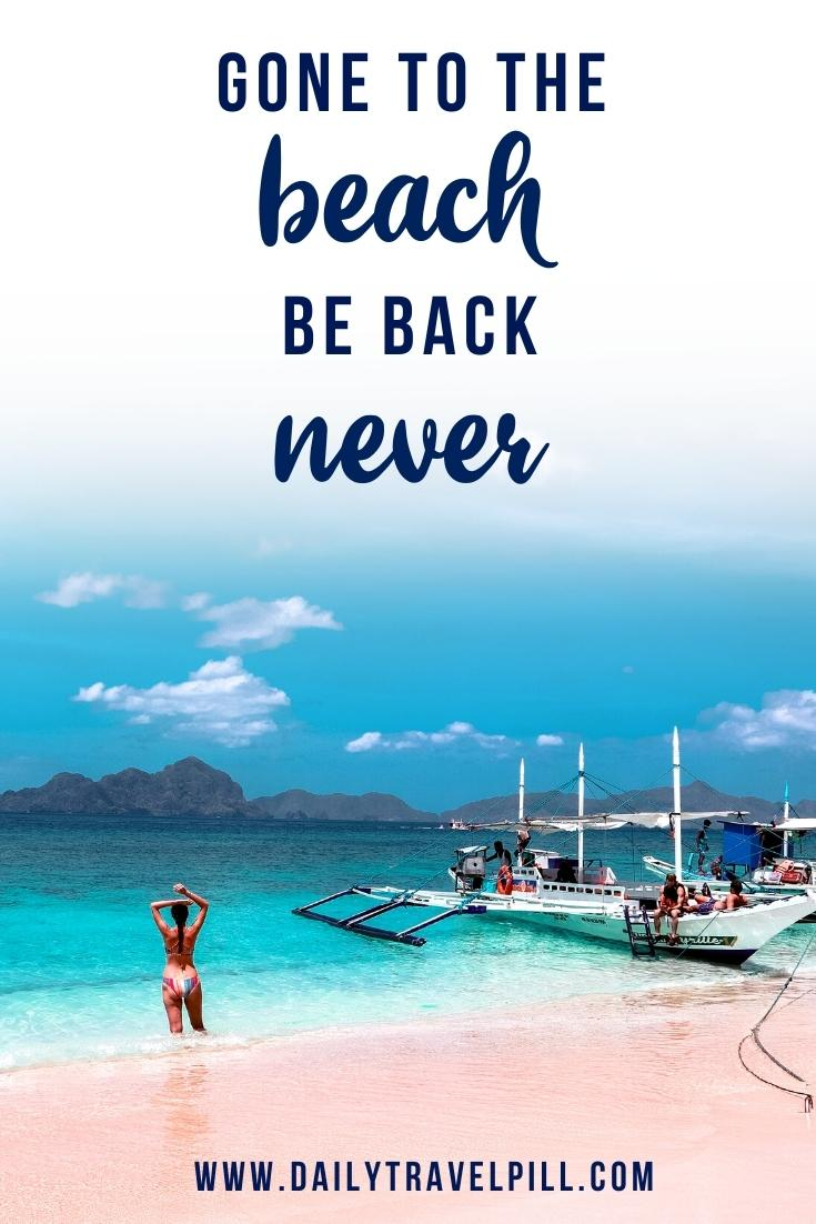 short beach quotes, inspirational beach quotes, instagram beach captions, beach quotes for instagram,