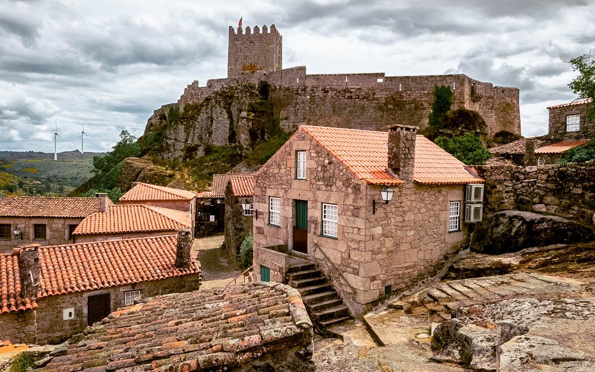Sortelha village Portugal