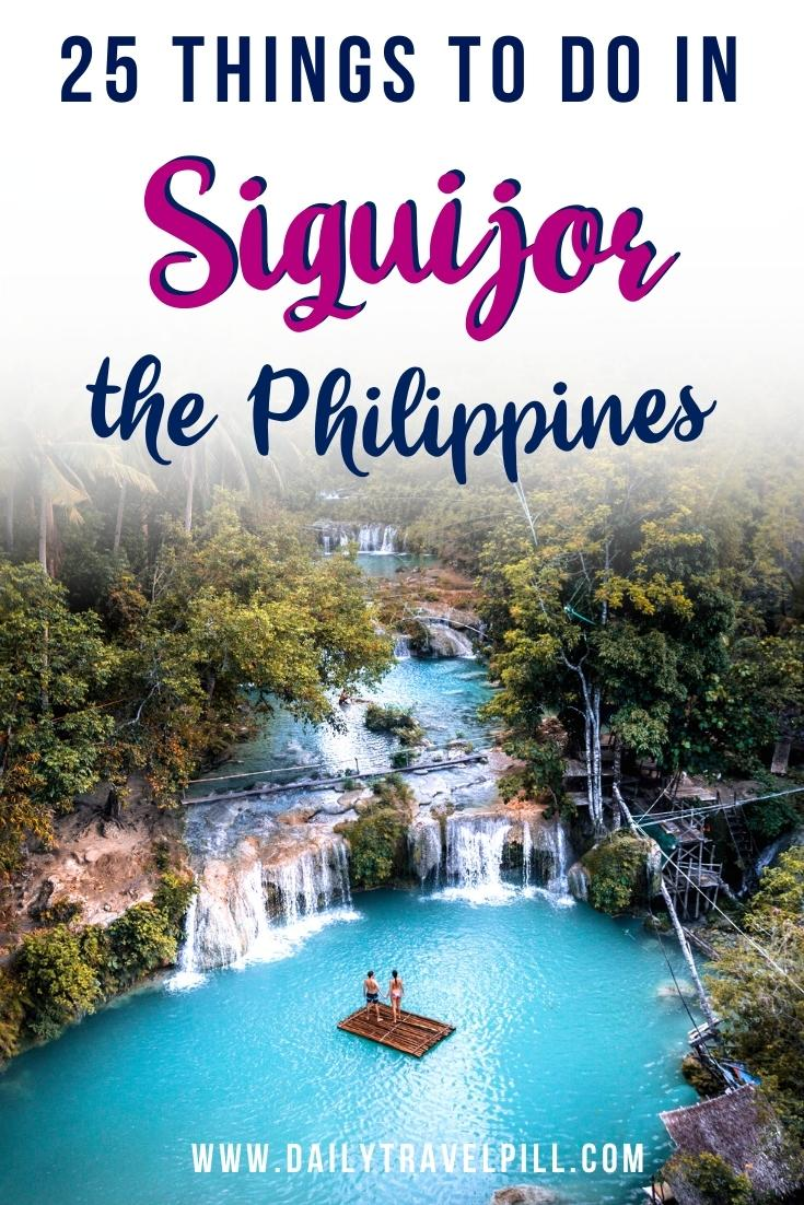 Things to do in Siquijor, Siquijor tourist attractions, tourist destinations, Siquijor tourist spots, must see places in Siquijor