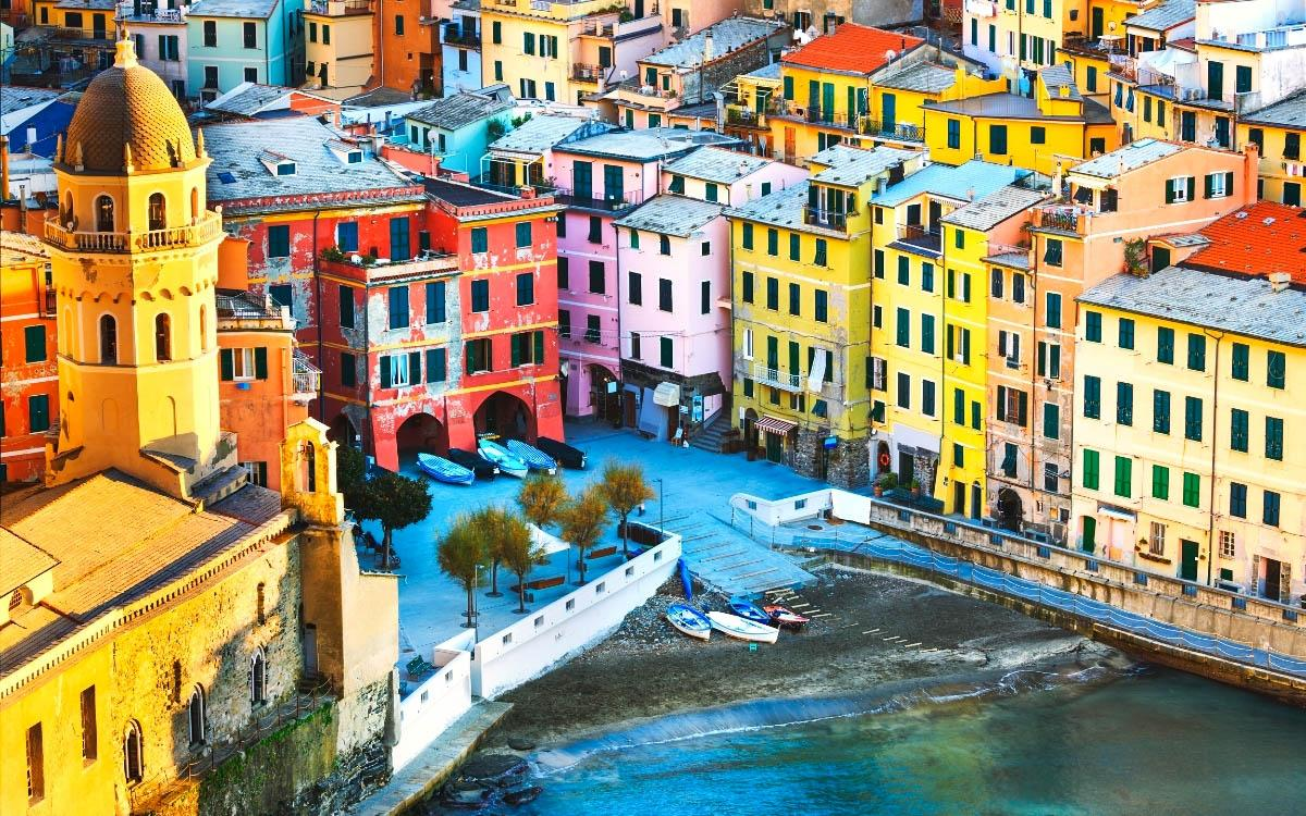 Vernazza Italy - most colorful destinations in the world, vibrant cities, colorful cities, colorful earth, vibrant places around the world