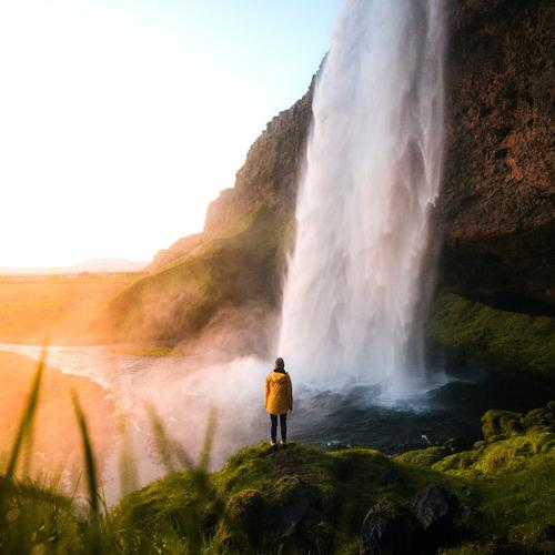 My Favorite 55 Waterfall Quotes | Powerful Captions for 2021