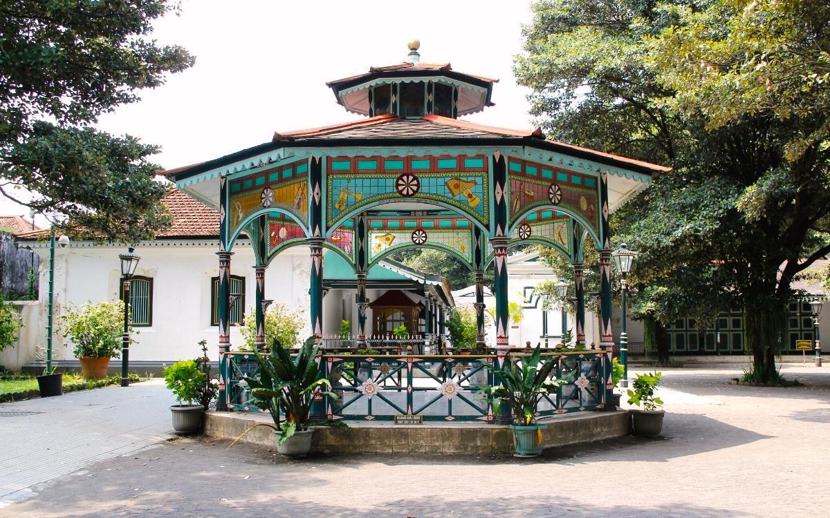 Royal Palace Yogyakarta - the Kraton