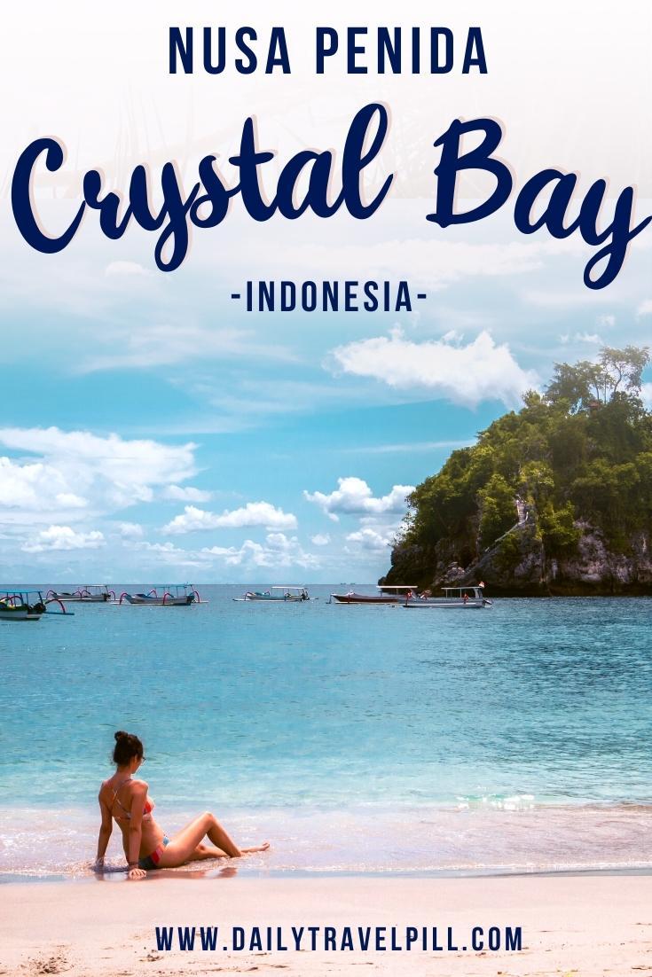 Crystal Bay Beach, Nusa Penida, Bali
