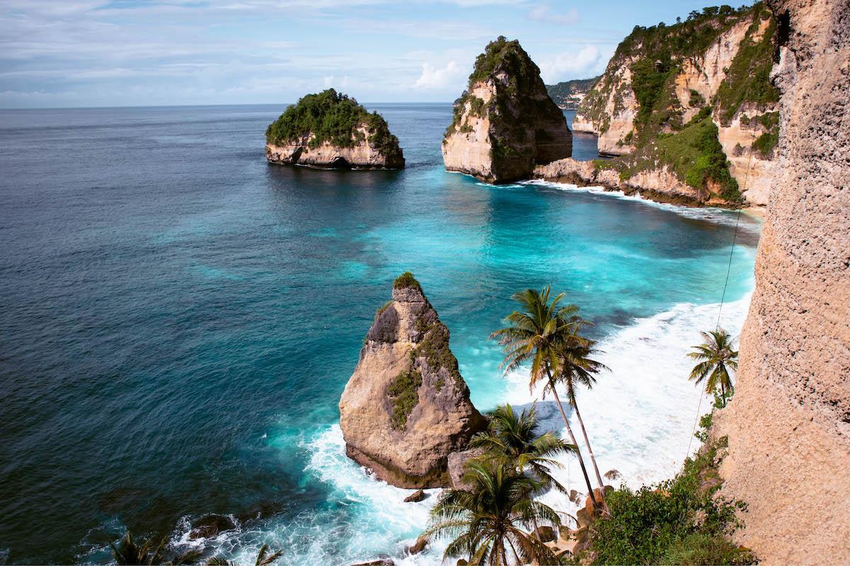 Diamond Beach Nusa Penida, Diamond Beach Bali