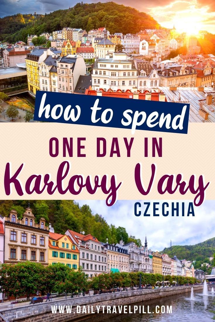 one day in Karlovy Vary, Karlovy Vary day trip from Prague, Karlovy Vary in one day itinerary, things to do in Karlovy Vary in one day, 24 hours in Karlovy Vary