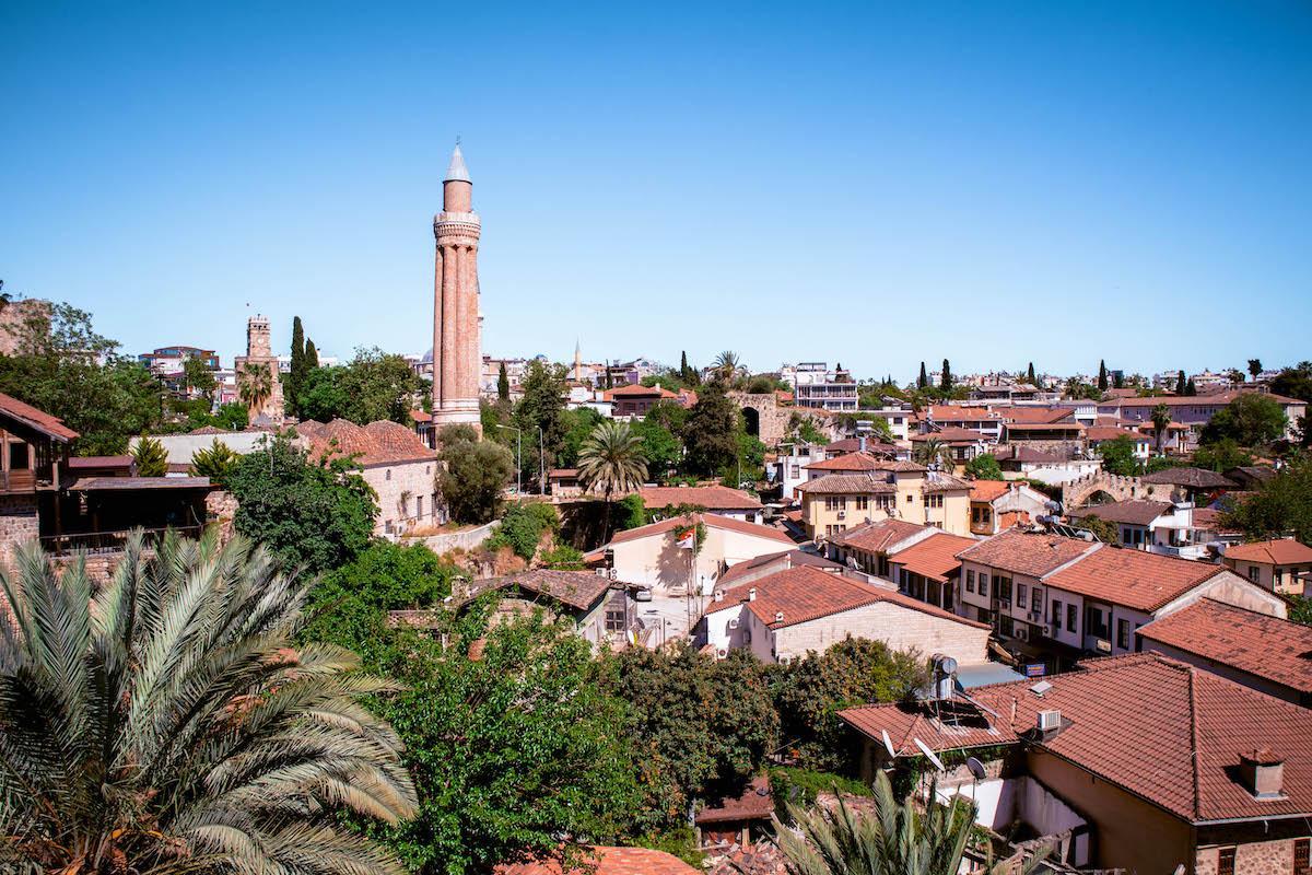 Antalya Old Town Kaleici