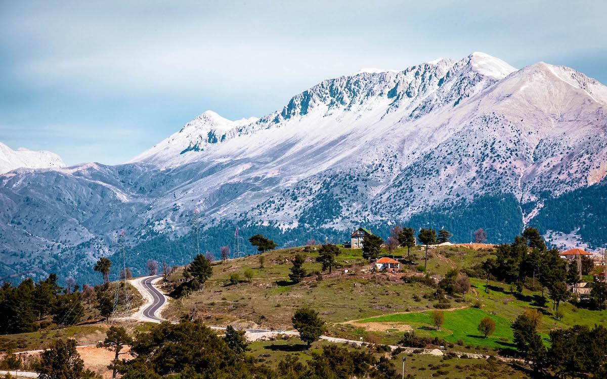 Tahtali Mountain Antalya
