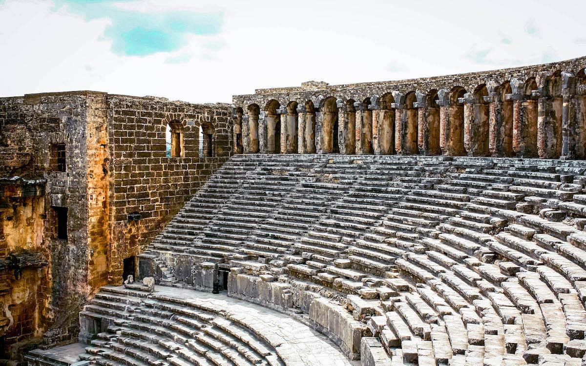 Aspendos Theatre Antalya