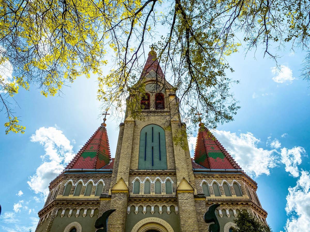 Evangelical Church Oradea, Biserica Evanghelica Oradea