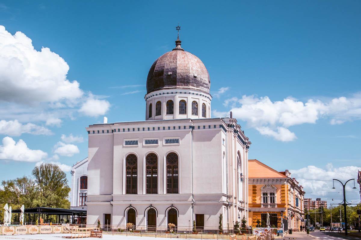 Neolog Synagogue Sion Oradea