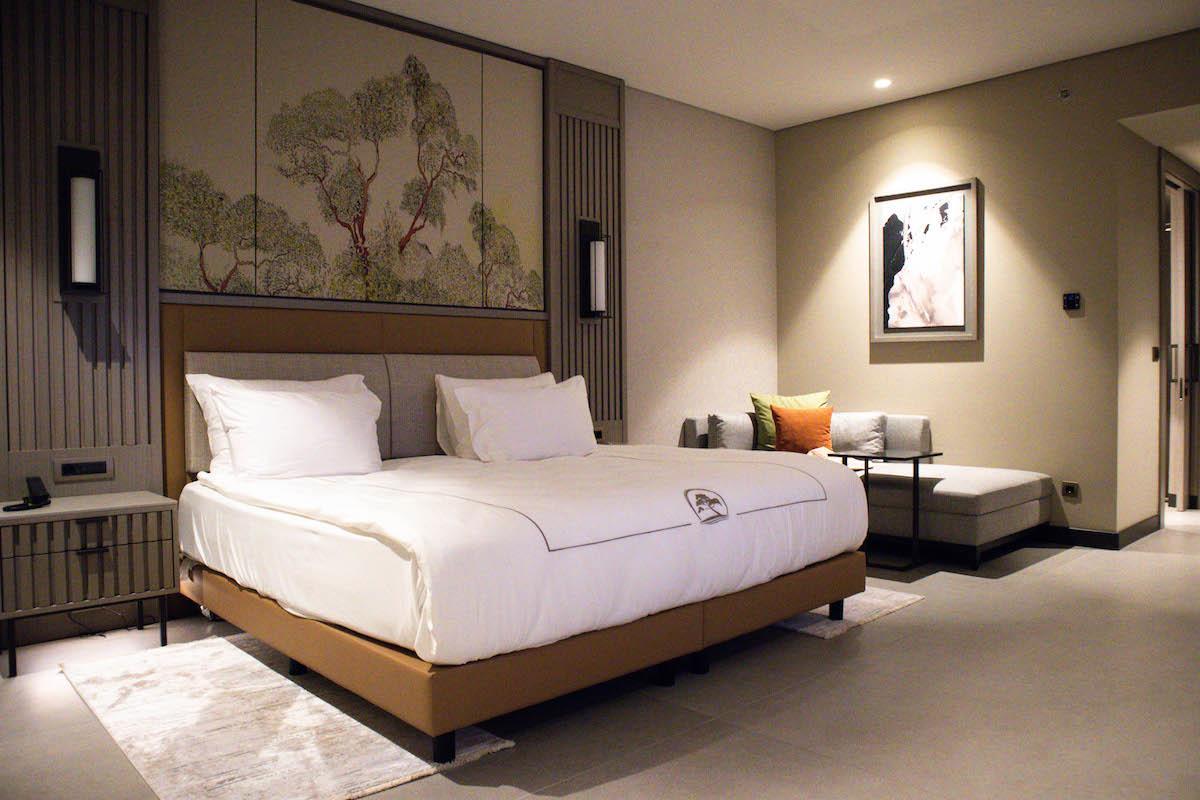 Ng Phaselis Bay Hotel Antalya deluxe room interior