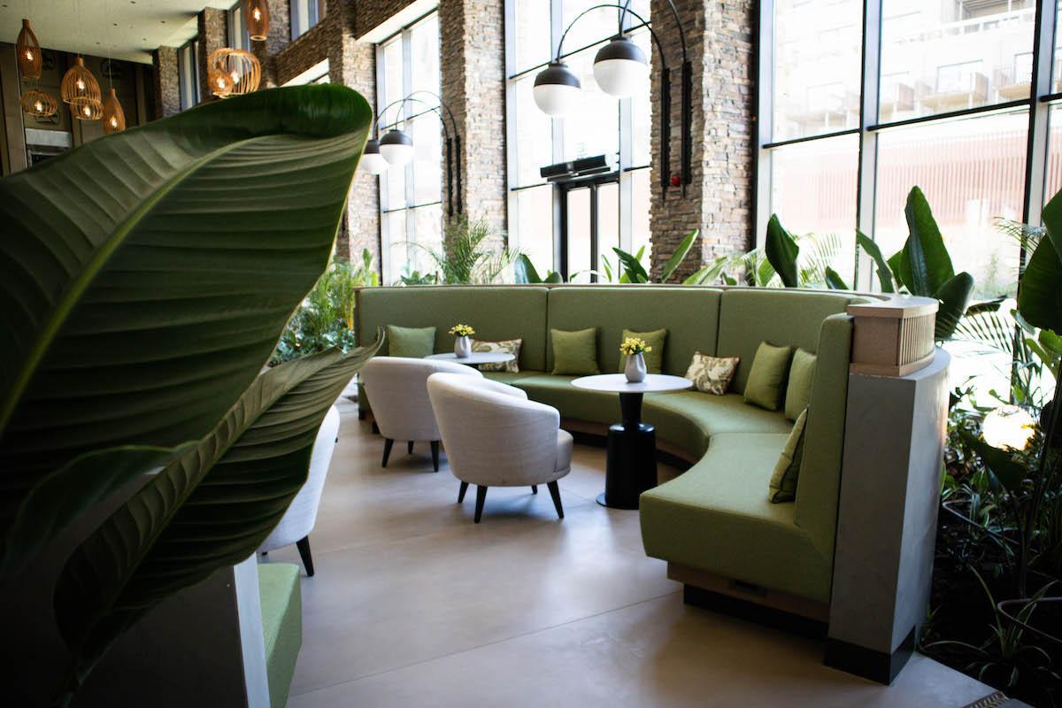 Ng Phaselis Bay Hotel Antalya lobby