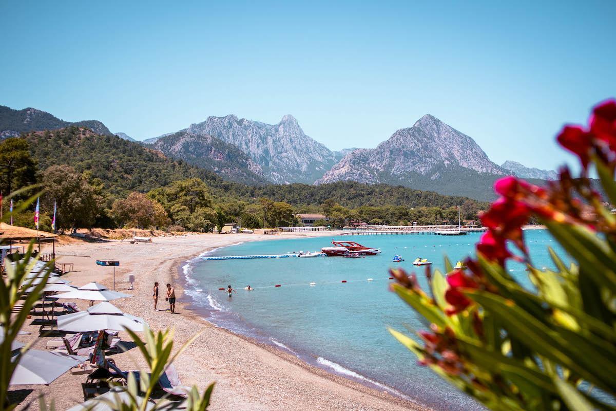 Ng Phaselis Bay Hotel Antalya view