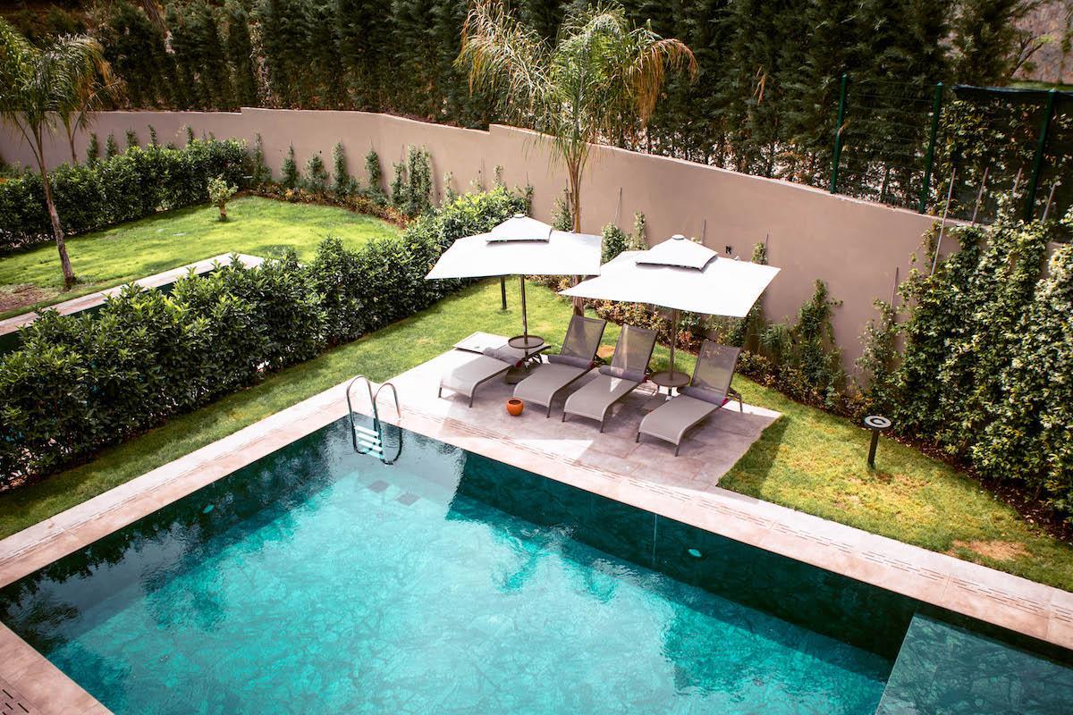 Ng Phaselis Bay Hotel Antalya private villa pool