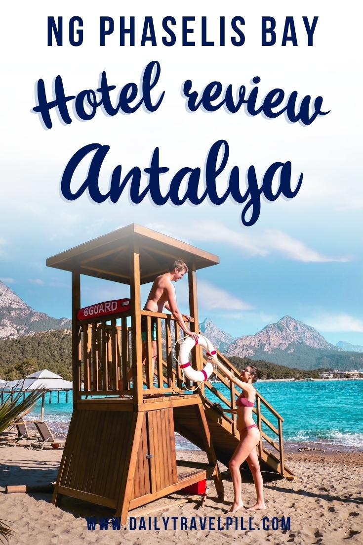 Ng Phaselis Bay Hotel Antalya review