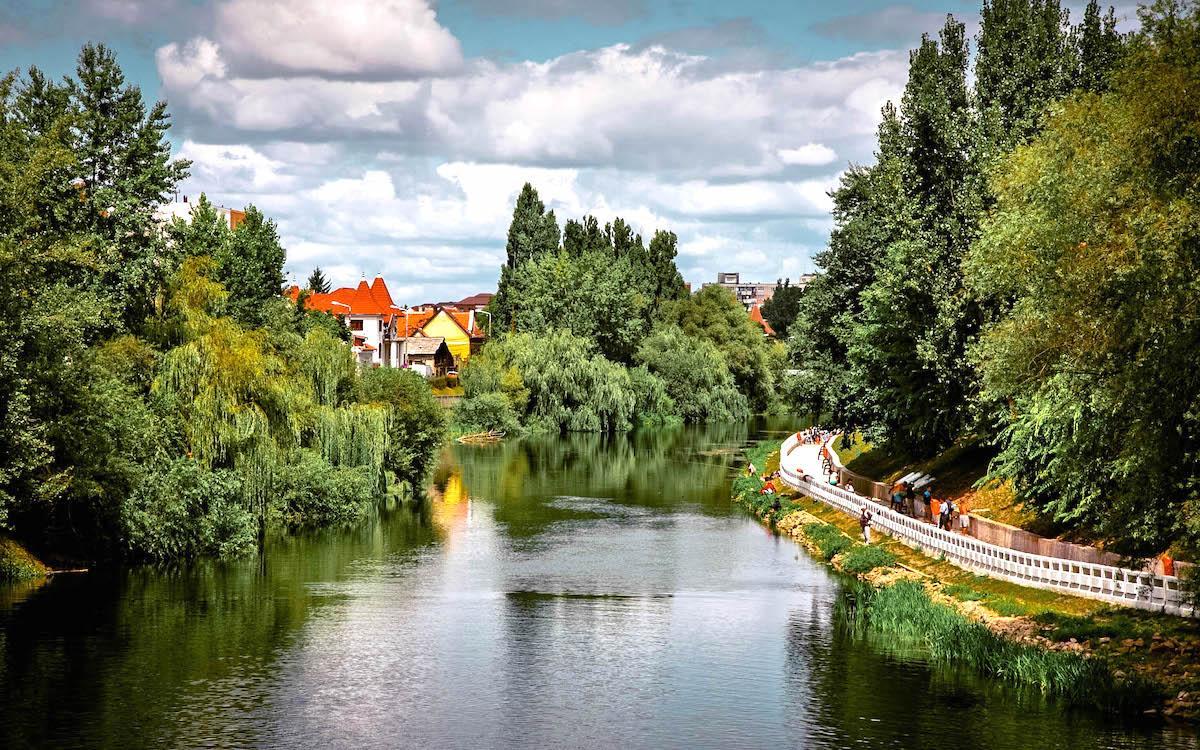 Oradea river