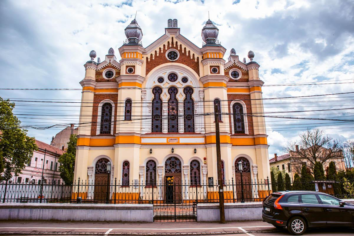 Orthodox Synagogue Oradea - Singagoga Ortodoxa Oradea
