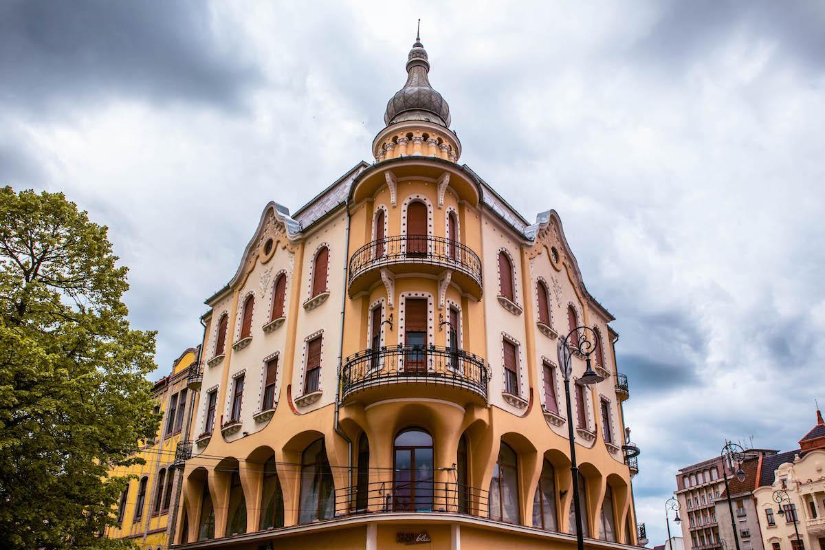 Poynar House Oradea, Casa Poynar Oradea