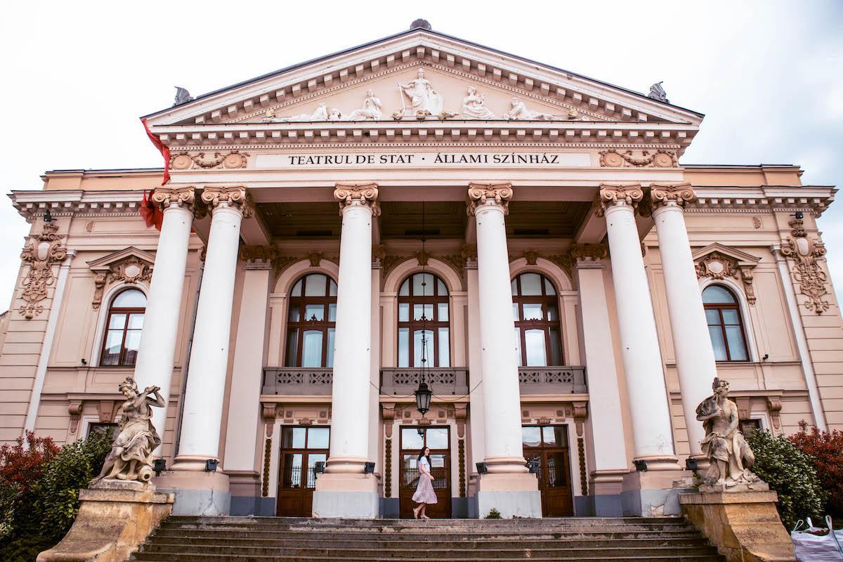 Teatrul Regina Maria Oradea, Regina Maria Theatre