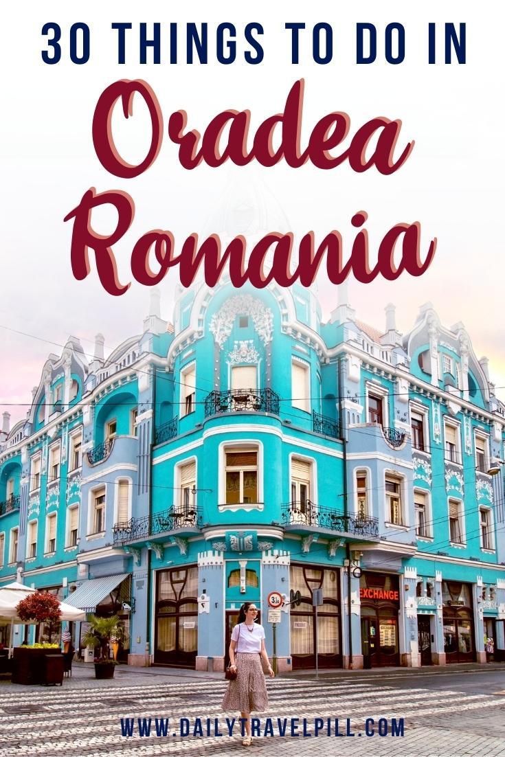 things to do in Oradea, what to do in Oradea, Oradea tourist attractions, places to see Oradea