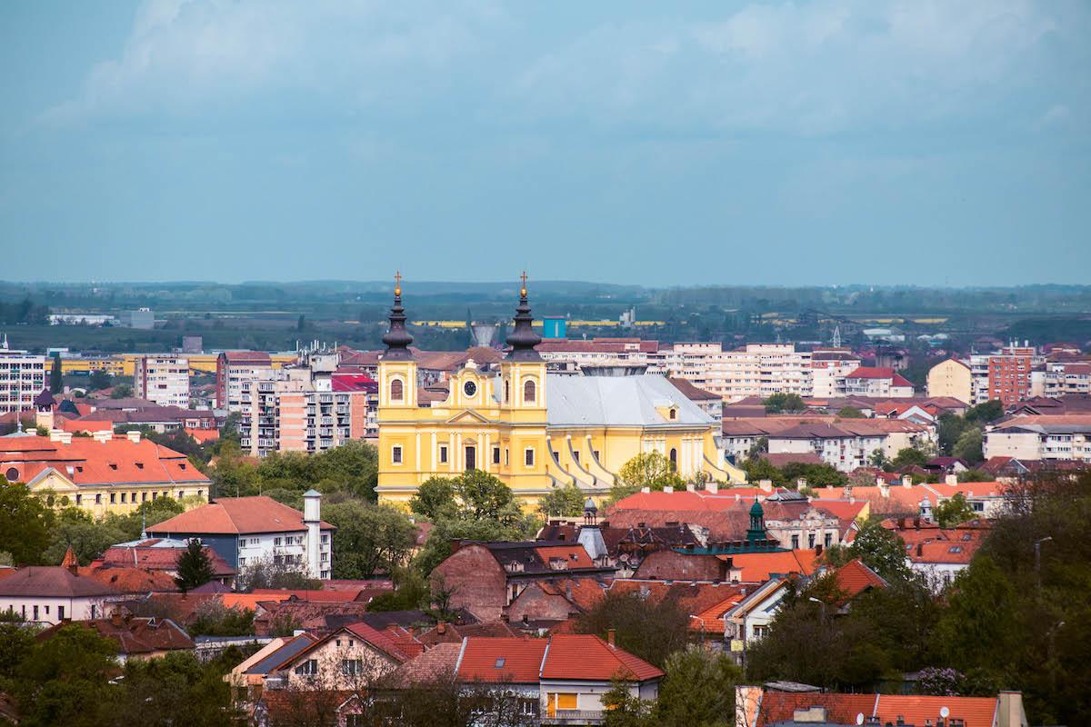 Ciuperca Hill Oradea, Mushroom Hill Oradea, Dealul Ciuperca Oradea, Oradea viewpoint
