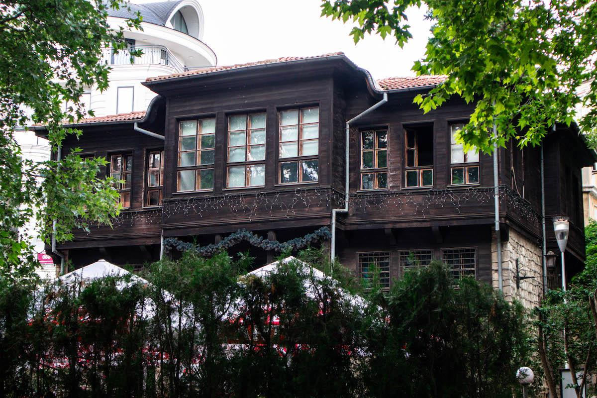 Architects Club Restaurant Varna