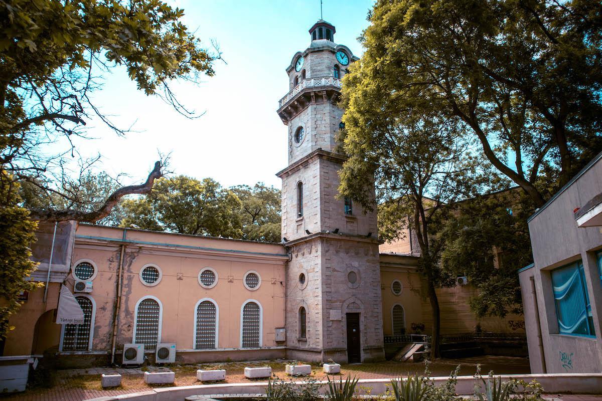 Clock Tower Varna