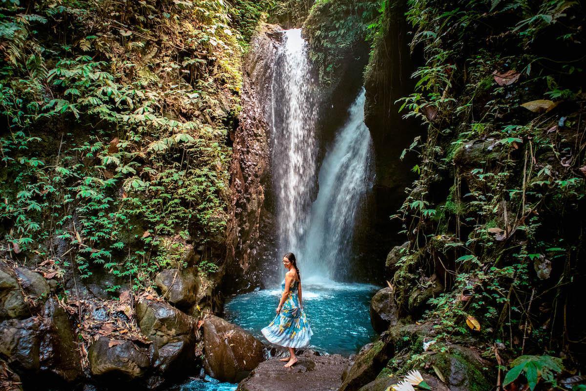 Gitgit Twin Waterfall Bali