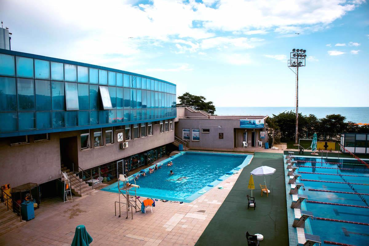 Primorski Swimming Pool Varna