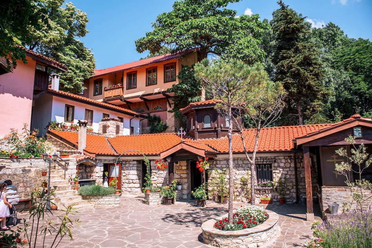 Saints Constantin and Helene Monastery Varna