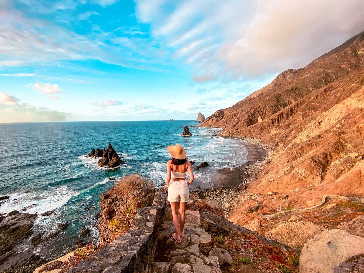 Benijo Beach Taganana Tenerife